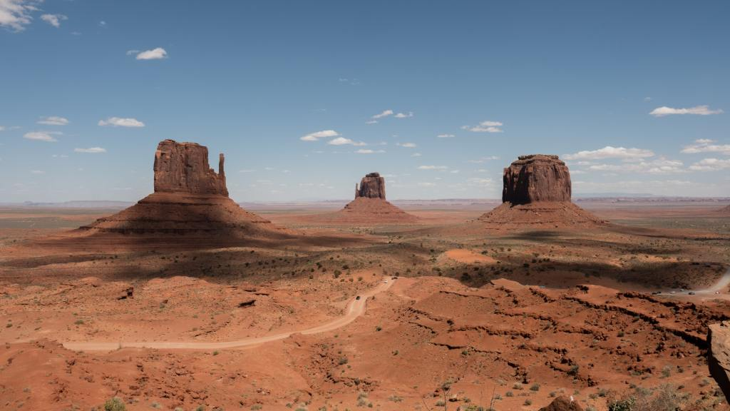photo of monument valley tribal park in the navajo nation