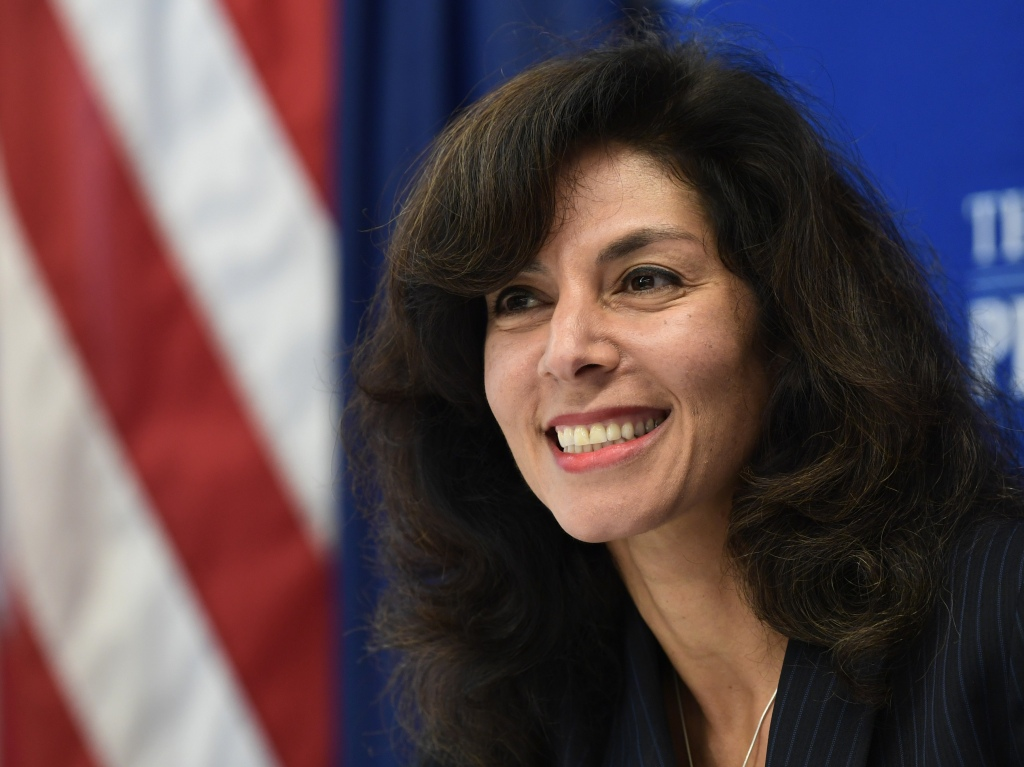 Read about inspiring Persian-American and federal immigration judge Ashley Tabaddor in this post by Sheeva Azma