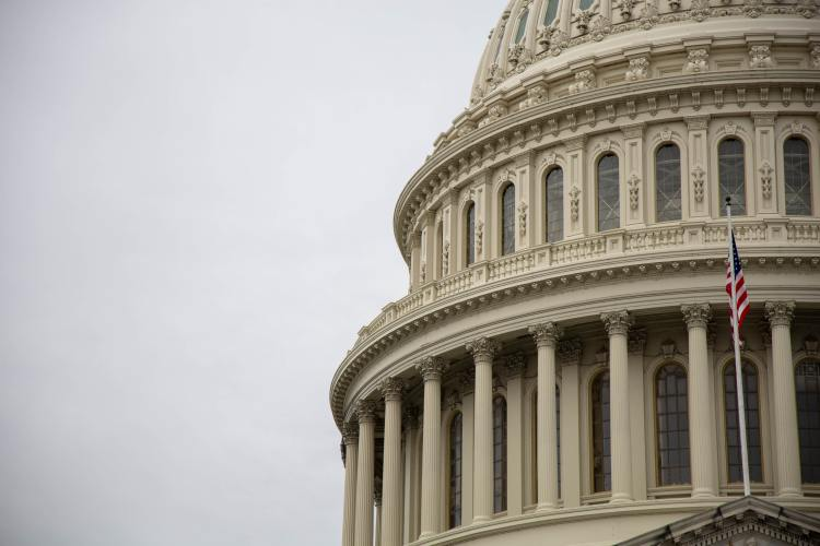 photo of us capitol building rotunda